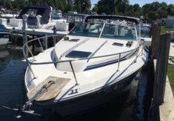 1987 - Sea Ray Boats - 300 Weekender