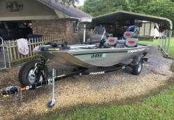 2016 - Tracker Boats - Pro 160