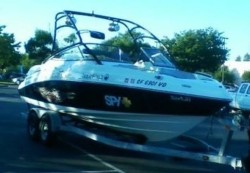 AR230 HO Boat