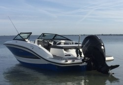 2015 - Sea Ray Boats - 19 SPX