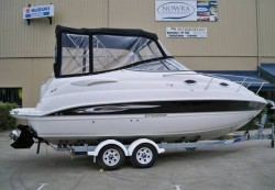2013 - Stingray Boats - 250CS