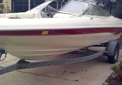 1998 - Bayliner Boats - 1600 Capri LS