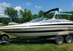 2004 - Larson Boats - LXi 210 BR vec