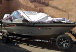 2006 - Tracker Boats - Pro Guide V-16 WT