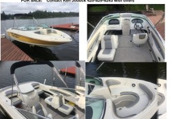 2008 - Sea Ray Boats - 205 Sport BR