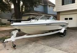 1996 - Sea Ray Boats - 175 Bow Rider