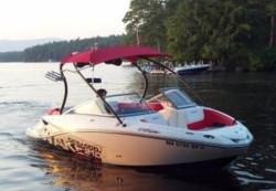 2010 - SeaDoo Boats - 210 WAKE