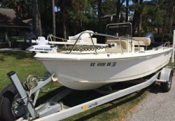 2014 - Key West Boats - 1720 CC