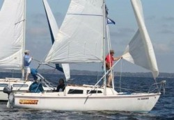 1987 - Catalina Sailboats - 25 Fixed Keel