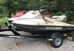2003 - SeaDoo Boats - GTX
