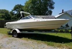 1989 - Bayliner Boats - 1950 Capri BR