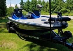 2016 - Nitro Boats - Z20