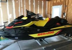2015 - SeaDoo Boats - RXT 260