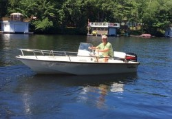 2004 - Edgewater Boats - 145 CC