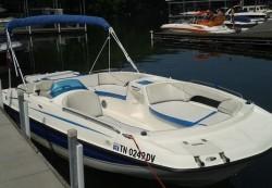 2012 - Bayliner Boats - 217 SD