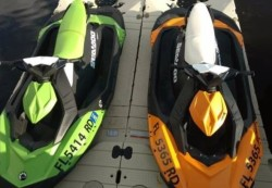 2016 - SeaDoo Boats - Spark 2up