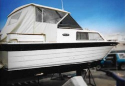 1981 - Penn Yan Boats - 24 Express Cruiser