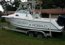 1995 - Robalo Boats - 2440 WA Cuddy