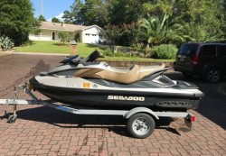 2009 - SeaDoo Boats - GTX Limited iS 255