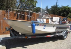 1998 - Boston Whaler Boats - 17 Montauk