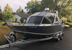 2014 - North River Boats - Seahawk OB 21