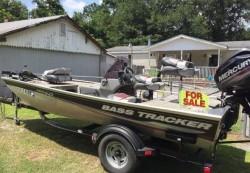 2015 - Tracker Boats - Pro 160
