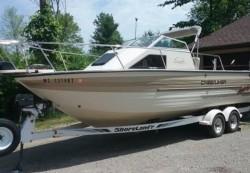 1996 - Crestliner Boats - 2250 Eagle