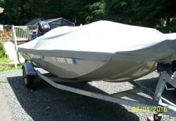 2008 - Lowe Boats - 160 Stinger