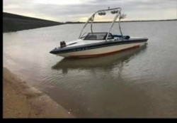 1986 - Supra Boats - Supra Comp TS 6M