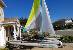 2017 - Hobie Cat Boats - Mirage Tandem Island