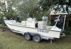 2015 - Flats Cat Boats - 17