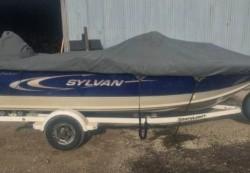 2010 - Sylvan Boats - 1700 Explorer DC