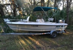 1996 - Sea-Pro Boats - 170 Center Console