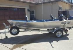 2013 - Klamath Boats - 12 Deluxe