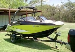 2015 - Scarab Boat - 195 HO Impulse