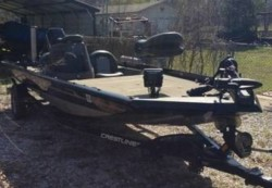 CX 19 Bass Multi-Species Fishing Boat