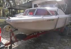 2015 - - 17 Cabin Work Boat