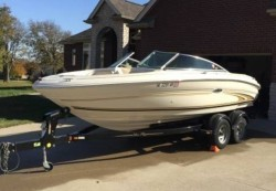 2001 - Sea Ray Boats - 190 Sundeck