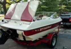 1999 - Stingray Boats - 190RX Rally