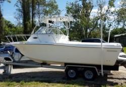 1996 - Baha Cruiser Boats - 240 WAC Fisherman