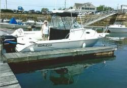 1997 -  - 255 Mid Cabin Cruiser