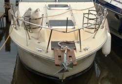 1984 - Sea Ray Boats - 245 Cuddy Cruiser