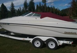1993 - Crownline Boats - 225 CCR