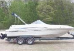 2000 - Sea Ray Boats - 190 Sundeck