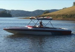 1986 - Answer Marine - 19 Runabout