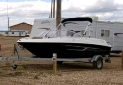 2016 - Bayliner Boats - 175 BR