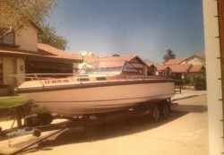 1982 - Bonanza Boats - 220 Executive