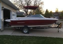 180FS Bowrider Boat