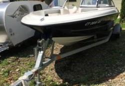 1986 - Bayliner Boats - 1600 Capri BR