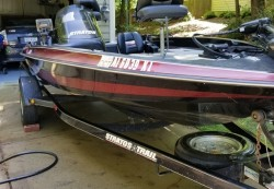 1997 - Stratos Boats - 268 DC